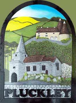 Pluckley Parish Council Logo