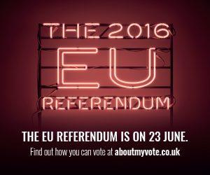 Voting in the EU referendum @ Pluckley Village Hall | Pluckley | United Kingdom
