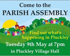Pluckley Parish Assembly @ Pluckley Village Hall | England | United Kingdom